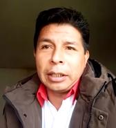 Pedro Castillo en La Encerrona