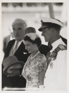 Queen elizabeth ii robert menzies duke of edinburgh