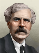 Portrait Britain ramsay MacDonald