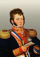 Portrait Bernardo O'Higgins