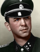 Portrait Ger Adolf Eichmann