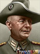 Portrait ger von lettow vorbeck