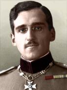 Portrait Kaiserreich Alexander I