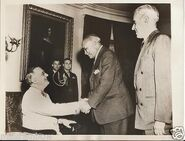 1943 lescot and roosevelt