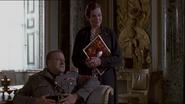 Mussolini y una de sus amantes