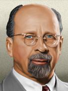 Portrait Germany Walter Ulbricht