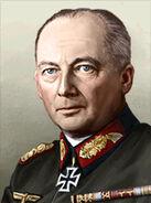 Portrait Germany Gunther von Kluge