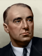 Portrait Britain Harry Pollit