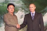 300px-Vladimir Putin with Kim Jong-Il-2