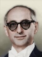 Portrait Argentina Arturo Frondizi