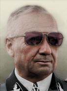 Portrait Ostland Friedrich Jeckeln