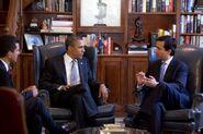 President obama sit down edited