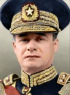 Portrait Kaiserreich José Félix Estigarribia