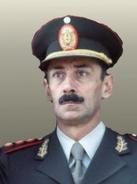 Portrait Arg Jorge Videla