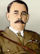 Portrait José Felix Uriburu