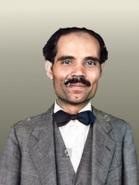 Portrait Pedro Albizu Campos