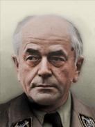 Portrait Germany Albert Speer fascist