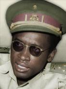 Portrait Azandeland Mobutu Sese Soko