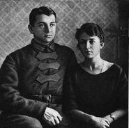 Tukhachevsky And Nina