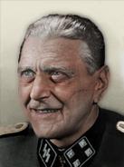 Portrait Burgundy Otto Skorenzy