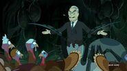 Franklin Roosevelt Rick y Morty