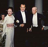 Nixon and the Windsors