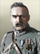 Portrait Pol Mod Pilsudski