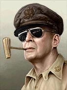 Portrait USA Douglas MacArthur