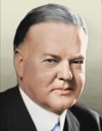 Portrait Kaiserreich Herbert Hoover