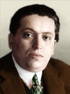 Portrait SPR Jose Calvo Sotelo
