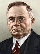 Portrait Norway Johan Nygaardsvold