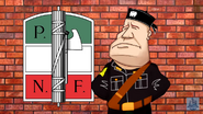 Mussolini Bully magnets