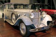1932 Mercedes-Benz 770 Cabriolet F