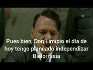 Hitler planea independizar Bielorrusia (Parodia)