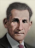 Portrait Israel Avraham Stern
