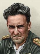 Portrait italy radolfo graziani