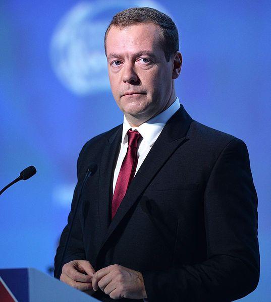 Dimitri Medvédev
