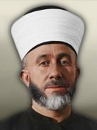 Portrait Palestine Amin al-Husayni