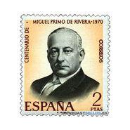 Sello de Miguel Primo de Rivera