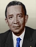 Portrait Liberia Edwin Barclay