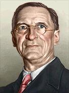 Portrait Ireland Eamon de Valera