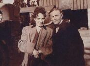 Charles Chaplin and Harry Houdini