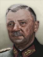 Portrait Germany Wilhelm Burgdorf