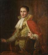Josée Flaugier - Portrait of King Joseph I (ca. 1809) - Google Art Project