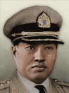 Portrait Burma Ne Win