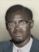 Portrait Congo Patrice Lumumba