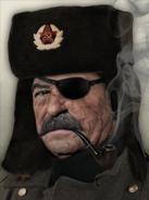 Portrait Tyumen Punished Stalin