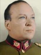 Portrait Bol Gualberto Villarroel