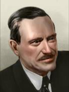 Portrait USA Earl Browder