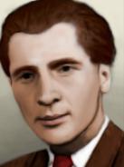 Portrait Erich Honecker